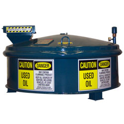264 Gallon Medium Duty E1 Finish - 1000 Liters MVW-1000-MD-E1