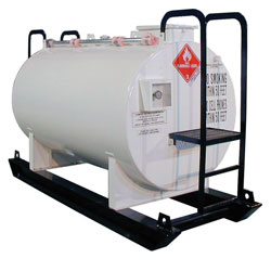 Waste Oil Tanks - Oil Storage Tanks